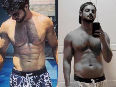 Kasamh Se serial actor Karan Wahi's lockdown body transformation - photos go viral!