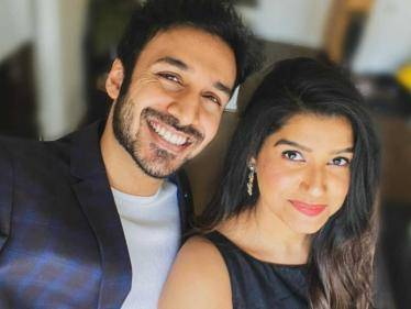 Marathi TV actress Rasika Sunil and Aditya Bilagi's pre-wedding photoshoot in Goa - VIDEO! - Tamil Cinema News