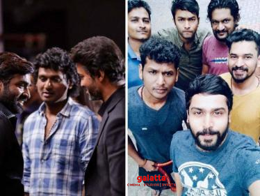 Master director Lokesh Kanagaraj posts new picture with his team