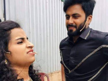 Morphed Photos Controversy: Cooku with Comali Ashwin and Sivaangi's breaking statements!