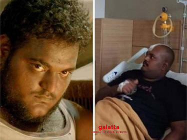 Naanum Rowdydhaan actor Lokesh makes complete recovery after skull replacement surgery