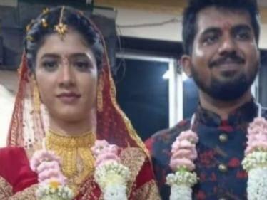 Namak Issk Ka serial actress Sheetal Tiwari gets married to her beau in a court wedding - VIRAL PHOTOS! - Tamil Cinema News