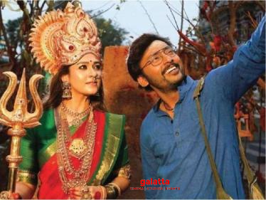 Nayanthara's Mookuthi Amman likely to be an Ayudha Pooja release on OTT