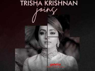 Official: Trisha to play the female lead in Puneeth Rajkumar's next film, Dvitva! - Kannada Movies News
