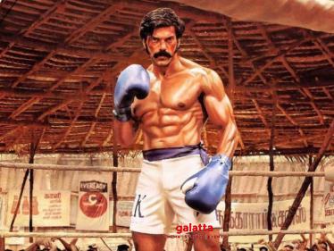 Pa. Ranjith's Sarpatta Parambarai character details and new stills | Arya | Dushara Vijayan