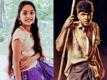 Paava Kadhaigal fame Aangelina Abraham joins STR's Vendhu Thanindhathu Kaadu - New Announcement! - Tamil Cinema News