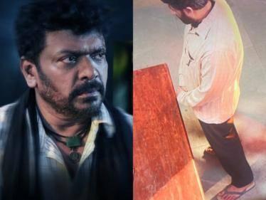Parthiban showers praises on Abhishek Bachchan at Oththa Seruppu Size 7 remake shoot - Check out! - Tamil Cinema News