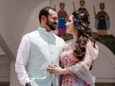 popular malayalam actress miya george blessed with baby boy