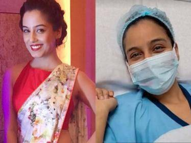 Popular TV serial actress undergoes surgery - VIRAL HOSPITAL VIDEO!