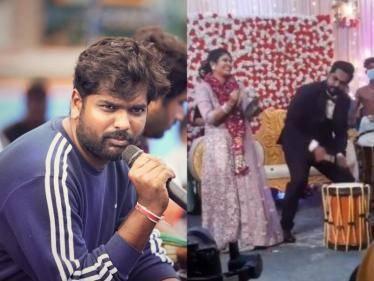 Popular Tamil actor-director gets married - wedding celebration video goes viral!