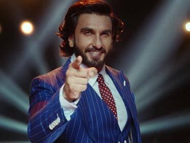 popular indian actor ranveer singh will host big picture show in colors tv