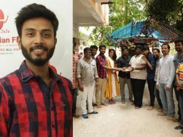 popular tamil director prabhu solomon son sanjay as hero in dei thagappa