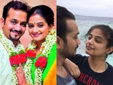 Priyamani opens up about her relationship with husband after unfinalised divorce allegations by his ex-wife - Tamil Cinema News