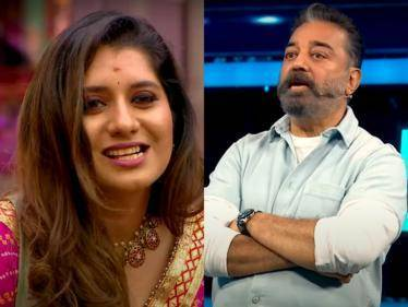Priyanka gets caught red-handed by Kamal Haasan | New Bigg Boss Tamil 5 promo - Tamil Cinema News