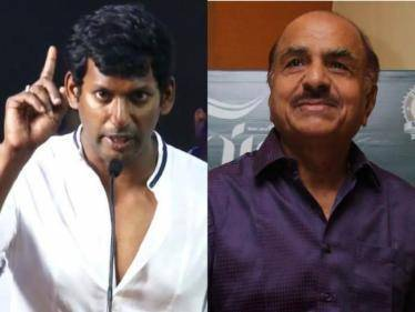 Producer R. B. Choudary breaks silence on the controversy with Vishal - Breaking official statement! - Tamil Movies News