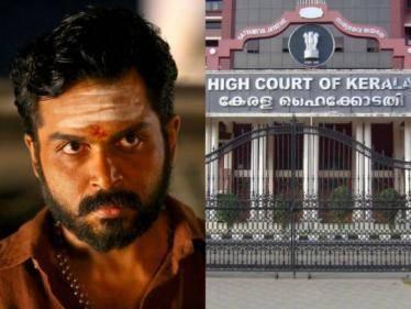 producer sr prabhu important statement on kaithi case issue
