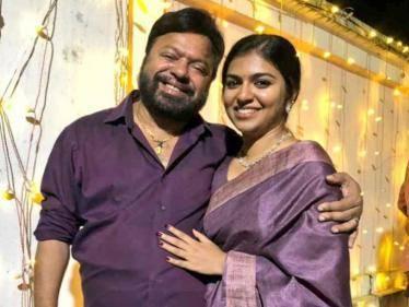 RIP: Popular Tamil actress and dubbing artist Raveena Ravi's father passes away - Tamil Cinema News