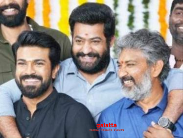 Rajamouli Adds A New Name To The Team Of RRR! Check Who It Is?