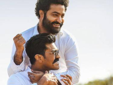 Rajamouli's RRR - an epic announcement to be made on October 29 | Jr NTR | Ram Charan - Tamil Cinema News