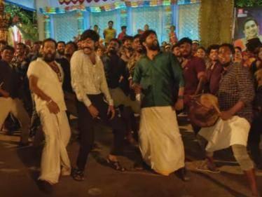 rakita rakita video song jagame thandhiram dhanush santhosh narayanan