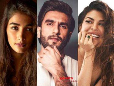 Ranveer Singh And Rohit Shetty announce Cirkus, Pooja Hegde and Jacqueline Fernandez also on board