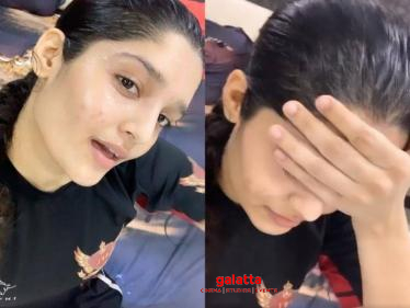 Ritika Singh's strong funny response to comments about pimples on her face