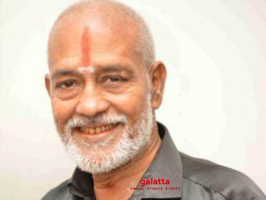 Popular Kannada comedian Rockline Sudhakar passes away after cardiac arrest at shooting spot - Kannada Movies News