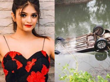 SHOCKING: 25 year old actress dies in a freak car accident - Important details here! - Tamil Cinema News