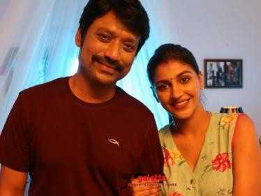 SJ Suryah prays for Yashika Aannand's recovery - emotional statement after Yashika's accident
