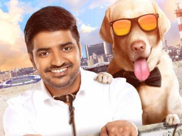 SURPRISE: Sathish's next film titled Naai Sekar - Interesting First Look Poster Released! - Tamil Cinema News