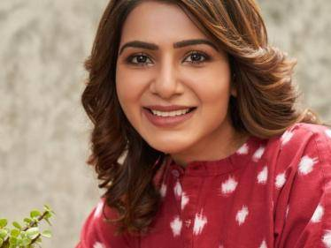 Samantha gives her nod for a big film with debutant director - Massive update! - Tamil Movies News