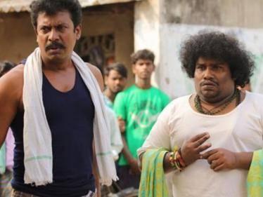samuthirakani new movie vellai yaanai direct release in sun tv