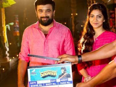 Sasikumar's Kombu Vatcha Singamda to hit the screens on Nov 26 - official announcement made! - Tamil Cinema News