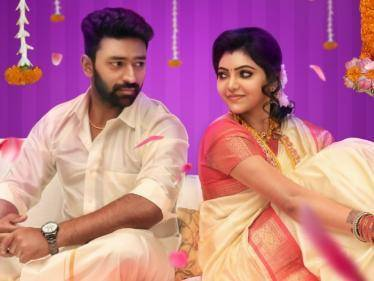 Shanthnu Bhagyaraj-Athulya's Murungakkai Chips release date official announcement - Check out! - Tamil Cinema News