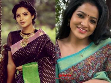 VJ Chitra's Mullai character replacement in Pandian Stores rumors - Sharanya Turadi issues statement