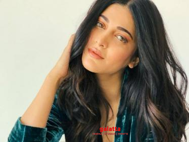 Shruti Haasan clarifies comments on South Indian cinema, Says proud to be a part of Gabbar Singh