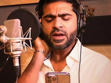 silambarasan new album song thappu panniten teaser out now