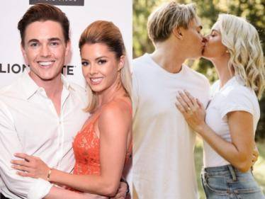 Singer Jesse McCartney gets married to girlfriend Katie Peterson in a romantic wedding ceremony - Tamil Movies News