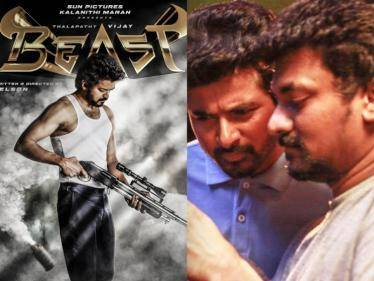 Sivakarthikeyan's secret code message to 'Thalapathy' Vijay's BEAST director - Check out!