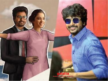 Dubbing works on Sivakarthikeyan's Doctor begins - KJR Studios' official statement!