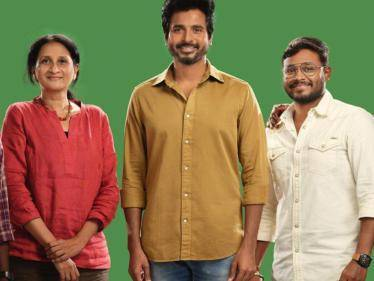 Sivakarthikeyan's DON First Look to release soon - latest official update on the film is out! - Tamil Cinema News