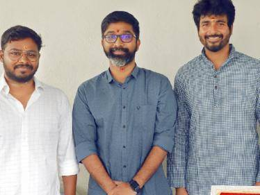 Sivakarthikeyan starts dubbing for Don - exciting update on SK's next film! Check Out! - Tamil Movies News