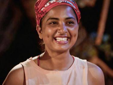 Srushti Dange's first Emotional Statement after getting evicted from Survivor Tamil! Check Out! - Tamil Cinema News