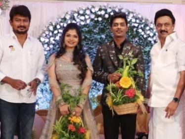 stalin than vararu song young music director jerard felix gets married