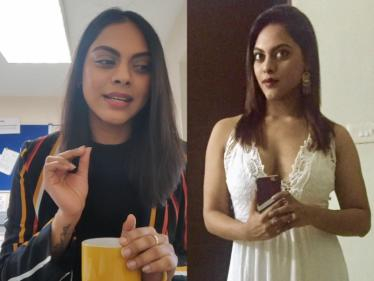 Actress and cricket host Sunita Garabadu's strong statement after her mirror selfie turns controversial