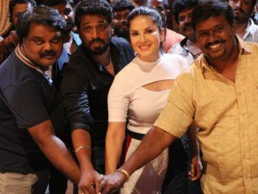Sunny Leone's Oh My Ghost Movie - second schedule shoot wrapped up | New Update! - Tamil Cinema News