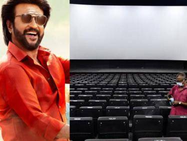 TN Government allows 100% occupancy in theatres from Nov 1 - big boost for Annaatthe and Enemy! - Tamil Cinema News