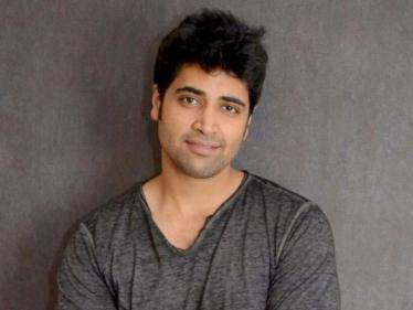 Telugu actor Adivi Sesh hospitalized due to dengue and low blood platelet count - Tamil Cinema News