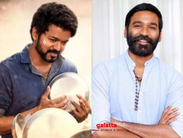 Vijay's Master team acknowledges Dhanush's statement about theatre release | Vijay Sethupathi - Tamil Cinema News