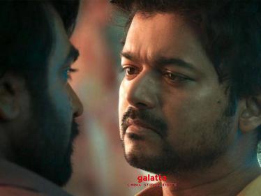 Thalapathy Vijay's Master teaser crosses 40 million views on YouTube, Third most-viewed Tamil teaser - Tamil Cinema News